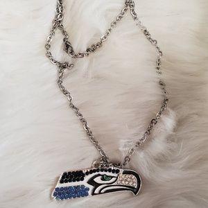 Jewelry - Seattle Seahawks Necklace